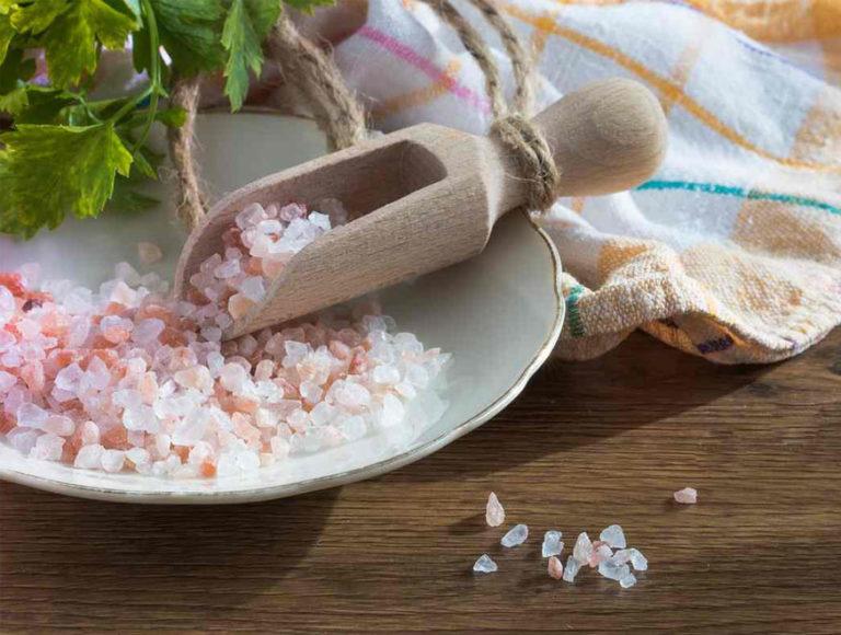 Les sels pour industries diverses